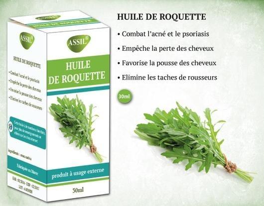 Huile de Roquette