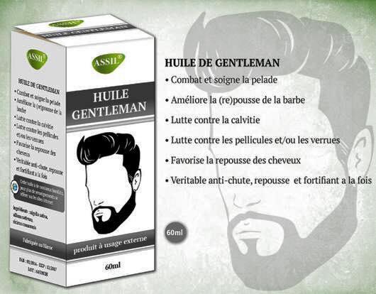 Huile de Gentleman