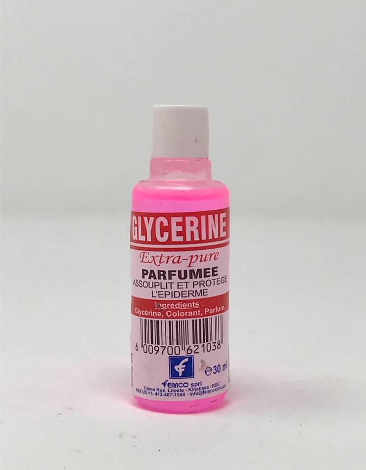 GLYCÉRINE EXTRA PURE PARFUMÉE