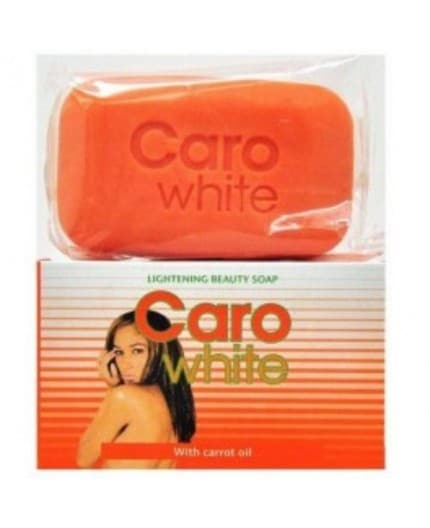SAVON CARO WHITE