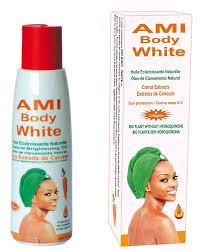 AMI BODY WHITE