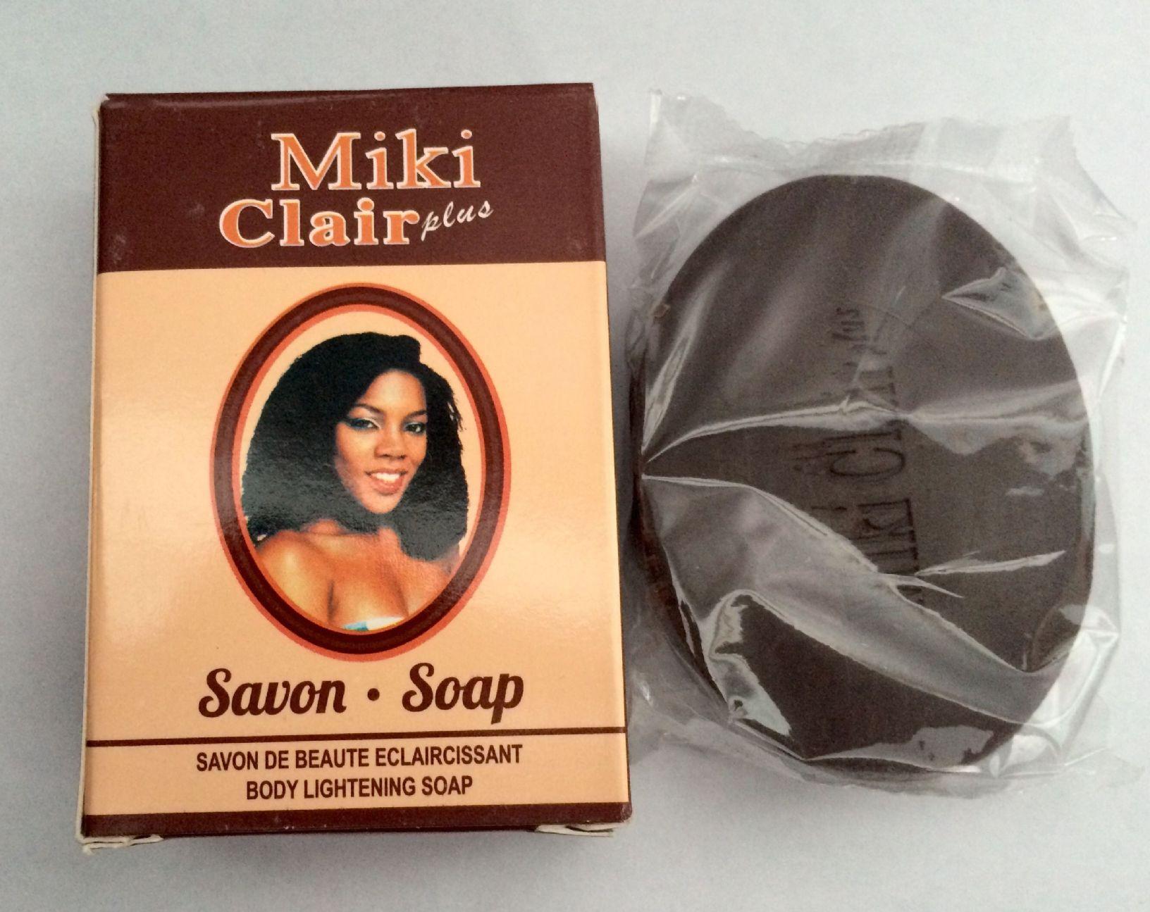SAVON MIKI CLAIR